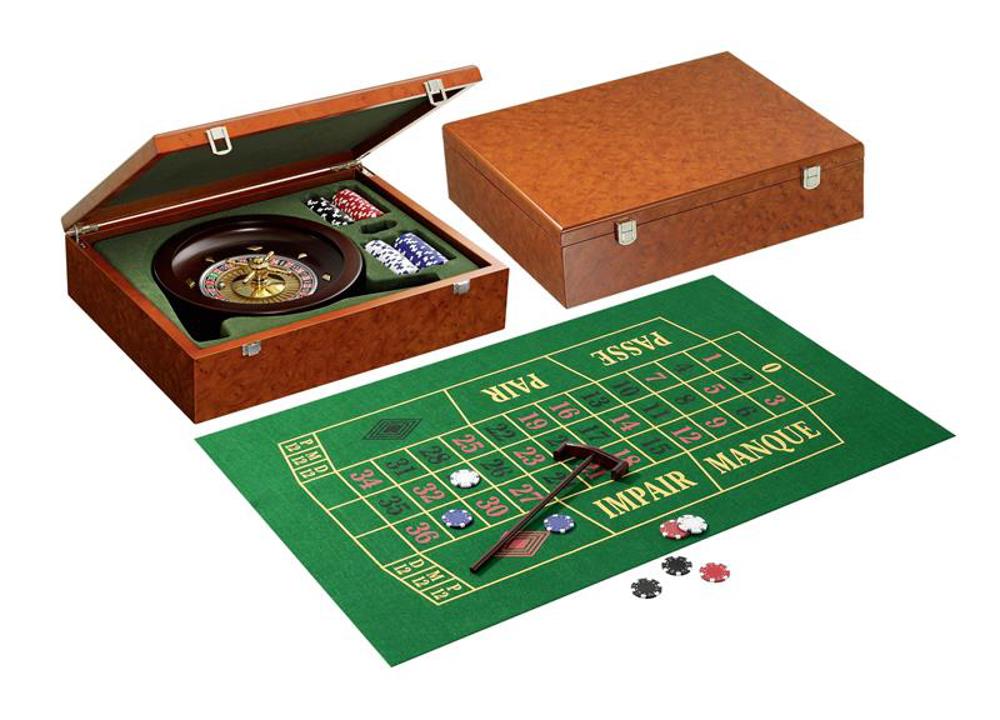 Holz Roulette Spielanleitung